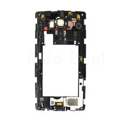 Wholesale LG G4 Middle Frame with Loudspeaker Assembly Replacement  - Gold Lens - Ogo Deal @ http://www.ogodeal.com/for-lg-g4-middle-frame-with-loudspeaker-assembly-gold-lens.html
