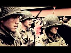 """Easy Company / Band of Brothers video to """"Say (All I Need)"""" by OneRepublic"""