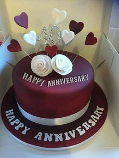 [Latest] Images of Happy Anniversary 2019 ~ today news hindi Happy Anniversary Husband, Marriage Anniversary Cake, Wedding Anniversary Message, Happy Wedding Anniversary Wishes, Happy Anniversary Cakes, Anniversary Photos, Happy Birthday Friend Cake, Puppy Birthday Cakes, Happy Birthday Funny