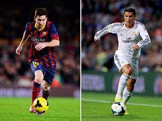 Messi khiến Ronaldo 'cúi đầu sau cú đá phạt mới nhất của mình