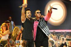 Luis Fonsi & Daddy Yankee Rule Hot 100, Imagine Dragons Hit Top 10 | Billboard