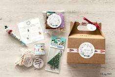 Kit para llevar el buen rollo Navideño a cada esquina (de tu oficina) Kit, Scrapbooks, Gift Wrapping, Nail Art, Party, Christmas, Ideas, Holiday Gifts, Offices