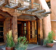 A very lovely place to stay in Santa Fe - The Inn of the Anasazi