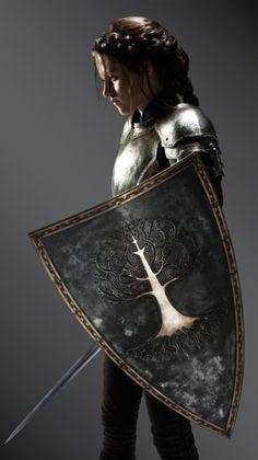 Fuck Yeah Women in Armor