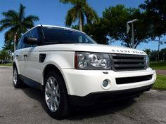 2009 Land Rover Range Rover Sport West Palm Beach, FL #landroverpalmbeach #landrover #rangerover http://www.landroverpalmbeach.com/