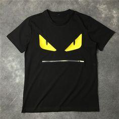 69ebdf0b5831 Hip Hop, T Shirt, Fendi, Outlets, 10 Off, Short Sleeves,