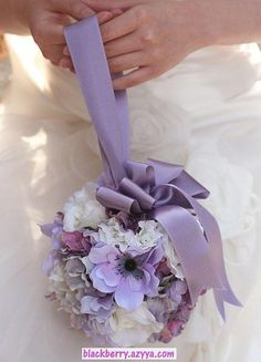 Bride Bouquets...love this pomander...Just sayin-Molly