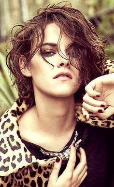 Kristen Stewart (Elle UK 9/15)