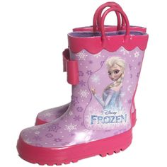 2014 frozen boots children printing rainboots Elsa Anna shoes-in Boots from Shoes on Aliexpress.com | Alibaba Group