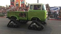 Jeep FC-170 Pickup with V8 HEMI Engine