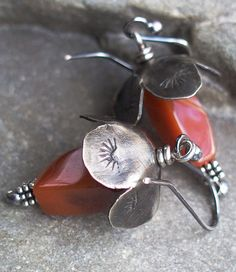 Love these bead caps . . . from Earrings Everyday