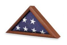 3x5 flag case for American flag, 3ft x 5 ft flag display case , American Flag Display case
