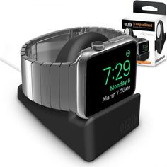 Orzly Compact Stand for Apple Watch Apple Watch バンド, Apple Watch Iphone, Apple Watch Series 2, Gadget, Compact, Screen Protector, Cell Phone Accessories, Watch Accessories, Smart Watch