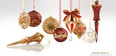Medici Ornament Collection