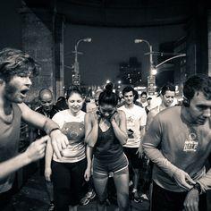 free workouts NYC