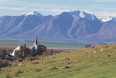 Riebeek Kasteel Beautiful Places In The World, Wonderful Places, Lost City, Countries Of The World, Spaces, Mountains, Travel, Africa, Viajes