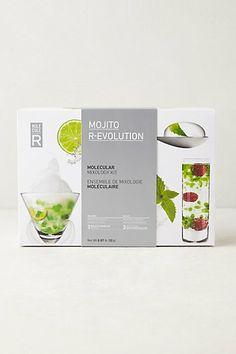 Molecule-R Flavors Mixology Kit $29.95