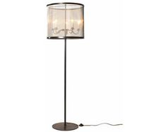 Really cool lamp.  Perfect antique modern piece that leans a little modern