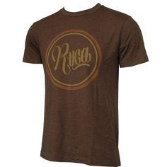 #RVCA Mens Shirt Kopps Serif Ashwood