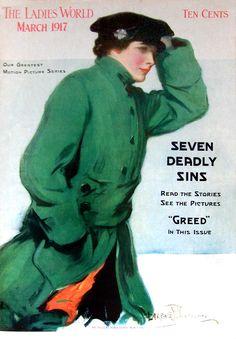 Ladies' World  -  Mar 1917