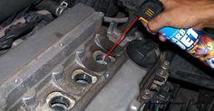 Cara Membersihkan kerak di Mesin Mobilmu