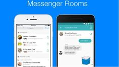 Facebook Messenger lance Rooms : les groupes publics de discussion