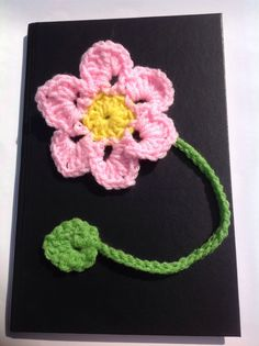 Flower bookmark by Allurability on Etsy, $3.00