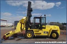 Hire a Forklift provide service guarantee and a comprehensive range of forklift makes and models to suit all applications, ranging from the smallest walk