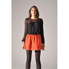 Skirt - Gat Rimon    http://lecoindesmodeuses.com/jupes-shorts/225-jupe-gat-rimon.html