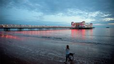Postkarte aus Weston-super-Mare (Redaktion: Peter Linden, Foto: Rama Knight)