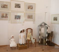 Toys of the children of Tsar Nicholas II