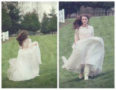 dreamy, white, whimsical, photoshoot, seattle washington, cherry blossoms, flowers, bride, annetta bosakova, nlp, newlifeproductions, plantation, themed, styled, wedding dress, romantic