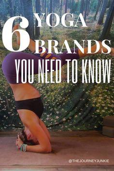 6 Yoga Leggings You Need to Know - The Journey Junkie - Fitness Yin Yoga, Yoga Meditation, Yoga Régénérateur, Yoga Flow, Ashtanga Yoga, Vinyasa Yoga, Yoga Leggings, The Journey, Yoga Girls