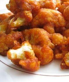 Recipe for Cauliflower Chili Fries