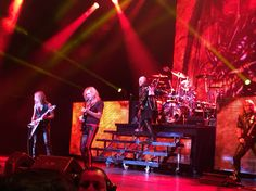 Rocks opening for America in Guatemala (Part Living In La, Judas Priest, Music Is Life, America, Concert, Youtube, Live, Bond, Rocks