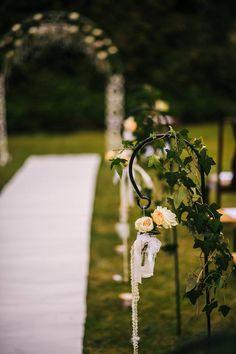 Romantic polish outdoor wedding - Oh Happy Day! Wedding Decorations, Wedding Ideas, Happy Day, Wind Chimes, Polish, Romantic, Future, Outdoor Decor, Vitreous Enamel