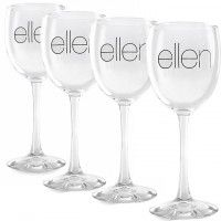 4 PACK WINE GLASS BUNDLE