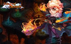 Tales of Solaris-explore the world of mystery!