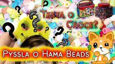 Video Tag :TESTA O CROCE?? CON PYSSLA O HAMA BEADS | Lady Giorgia *O*