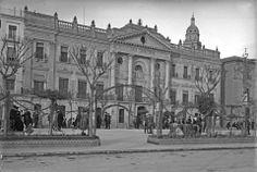 Glorieta 1930.via Museo Huertano de Murcia