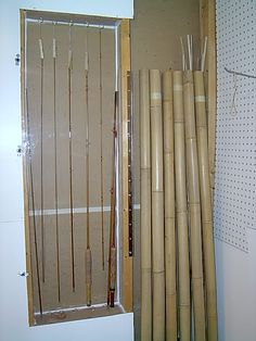 Welcome to this series on how to make your own custom cane or bamboo fly rod. In this series we will cover all the basic steps needed to build a cane rod. Everything from turning your own custom grip to the final finishing.   Before we start making our rod, we should first know