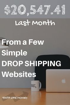 In this personal income report check out the latest and the greatest tips, strategies and lessons on how we run our simple drop shipping businesses from home. Come learn how we're doing it!