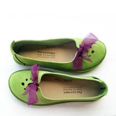 VERITY Custom Shoes / Fairysteps Handmade Shoes & Bags / Leather handmade shoes, handcrafted in England