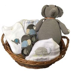 Organic changing pad diaper travel changing pad organic baby organic baby gift elephants gift basket negle Gallery