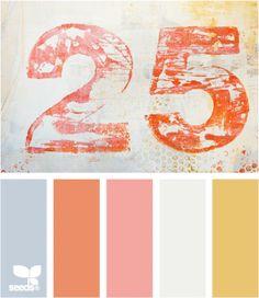Numeric hues . Door elainn