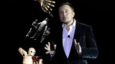 """Spacentrepreneur Elon Musk thinks we'll eventually need a basic universal income because of """"automation."""""""