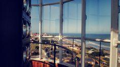 Vista panorámica desde el Faro #MarDelPlata