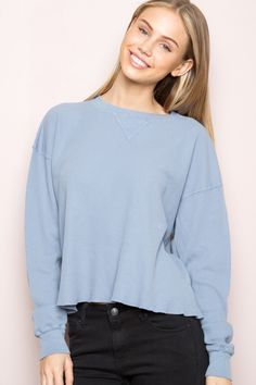 Brandy ♥ Melville |  Laila Thermal Top - Clothing
