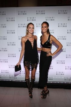 Candice Swanepoel and Jordan Small