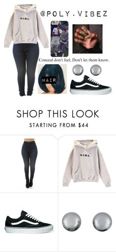"""""""Untitled #274"""" by xo-mindless ❤ liked on Polyvore featuring мода, Vans, Kenneth Jay Lane, women's clothing, women's fashion, women, female, woman, misses и juniors"""
